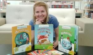 Ράνια Μπουμπουρή - Μια τρελή τρελή σειρά βιβλίων