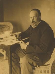 Ο Σεργκέι Βίτε, ο «πατέρας» του Υπερσιβηρικού.