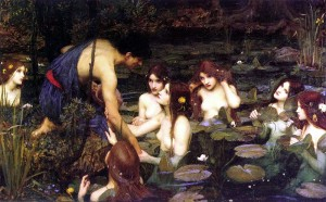 hylas_and_the_nymphs_manchester_art_gallery
