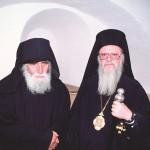Agios Paisios & patriarchis Vartholomaios 1(1992)