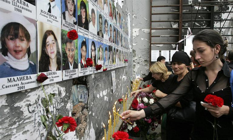 Φωτογραφίες των θυμάτων